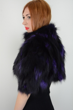 Fox Fur Jacket - Bolero